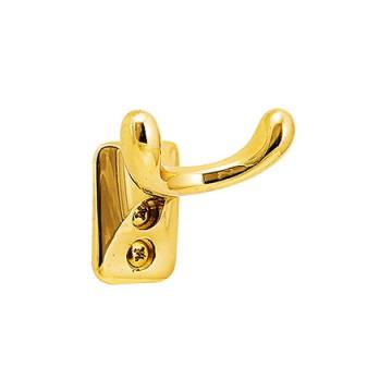 ゴールドに輝く真鍮製 シェイブホルダー