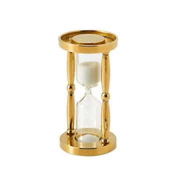 真鍮製 砂時計E