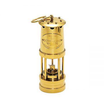 真鍮製オイルランプ マイナーランプ 2S