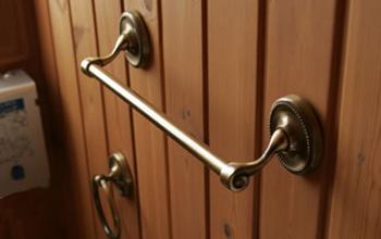 バスアクセサリ 真鍮アンティークシリーズ