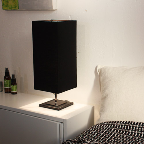 セリエブラック テーブルランプ
