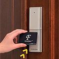 携帯電話・非接触ICカードキー対応 オートロック本締め錠ロック