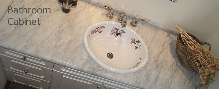 ホテルのような洗面化粧台