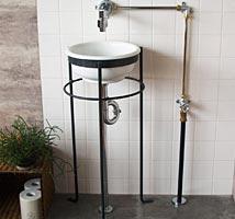 手洗スタンドユニットのセット例